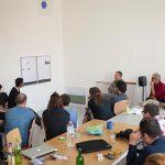 הסטודנטים לצילום מ'מנשר' בלייפציג, גרמניה - בפרוייקט משותף 'עשרת הדיברות'